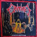 Woven patch Epitaph
