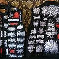 My Black Metal VEST Battle Jacket