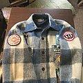 Wool tribute jacket