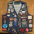 Tribute vest Battle Jacket