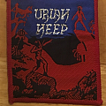 Uriah Heep - Patch - Magicians Birthday patch