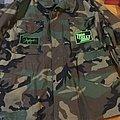 Whitesnake - Battle Jacket - Rock n roll army