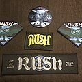 Rush - Patch - Fly by Night/2112