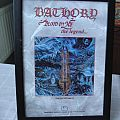 Bathory Blood On Ice promo poster Other Collectable