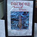 Bathory Blood On Ice promo poster
