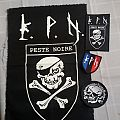 Peste Noire patch collection