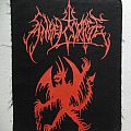 Angelcorpse - Goats to Azazael backpatch