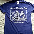 Grand Belial's Key - Shemhamforash tshirt Blue