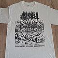 Arghoslent - Sodomites Savaged By Mastiffs tshirt