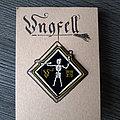 Ungfell Trommler Tod Pin Pin / Badge