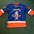 Metallica Islanders Jersey TShirt or Longsleeve