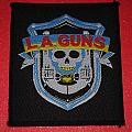 L.A. Guns - Patch - Woven L.A. Guns Patch