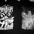 Marduk: Shirts + part of CD collection (Nightwing, Opus Nocturne)