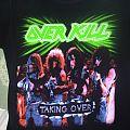 Overkill - TShirt or Longsleeve - Overkill : Taking Over!