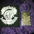 Nuclear Death Terror Equinox tape + patch
