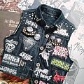 Battle Jacket - Kutte update