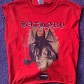 Bathory - TShirt or Longsleeve - Red Bathory