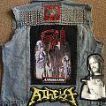 Death - Battle Jacket - New Vest