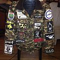 Camoflauge Battle Jacket