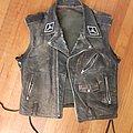 Zyklon-B jacket to vest conversion