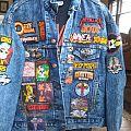 My old iron maiden jacket 1983-1991