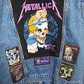 Old 89 tour Metallica jacket