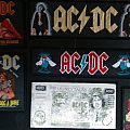 AC/DC patches