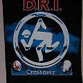 D.R.I. backpatch