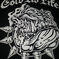 Cold as life Terror Zone T-shirt