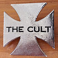 The Cult pin