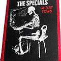 Ghost Town - Patch - The Specials  Ghost Town vintage woven  patch
