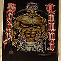 Body Count back patch