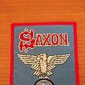 "Saxon ""Wheels Of Steel"" patch"