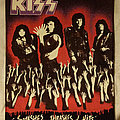 Kiss back patch