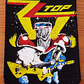 ZZ Top patch