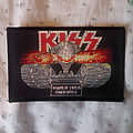 Kiss 1983-1984 World Tour patch