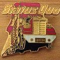 Status Quo pin Pin / Badge