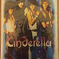 Cinderella - Patch - Cinderella metal patch