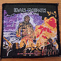 "Iron Maiden - Patch - Iron Maiden ""The Wicker Man"" patch"