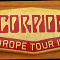 Scorpions pin Pin / Badge