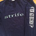 "Strife ""what will Remain"" Longsleeve"
