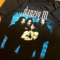 """Danzig """"92 Euro Tour"""" shirt"""