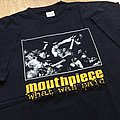 """Mouthpiece """"what was said"""" shirt"""