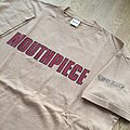 "Mouthpiece ""nothings's changed"" shirt"