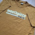 "Mouthpiece ""Face tomorrow"" shirt"