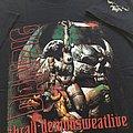 """Danzig """"thralldemonsweatlive"""" shirt"""