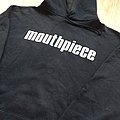 "Mouthpiece ""Straight Edge"" hooded Hooded Top"