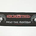 The Exploited - Patch - The Exploited Beat the Bastards  Large patch