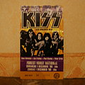Kiss - Other Collectable - Kiss Concert Tickets , 3D Glasses and Flyer