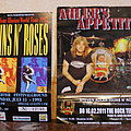 Guns N' Roses - Other Collectable - Guns N' Roses and Steven Adler Concert Ticket